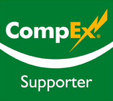 CompEx Supporter logo